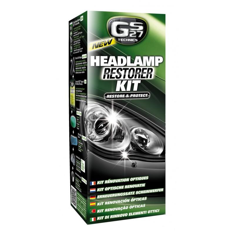 Headlight repair kit headlamp restorer scratch remover Car interior plastic scratch remover
