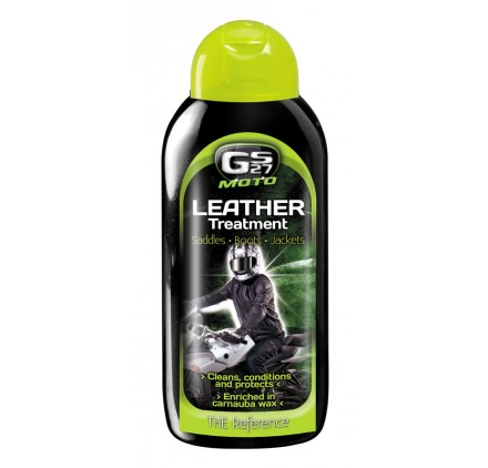 LEATHER TREATMENT