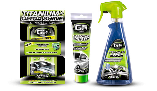 GS27 USA Car & Motorcycle care products