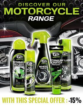 Motorcycle Care Special Offer