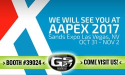 AAPEX 2017 with GS27