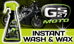 Instant Wash & Wax GS27