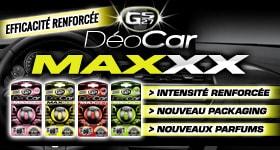 Nouveaux Déocar Maxxx GS27